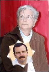 Magaly Llort, la madre de Fernando González detrás de una imagen del hijo