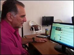 René en Twitter