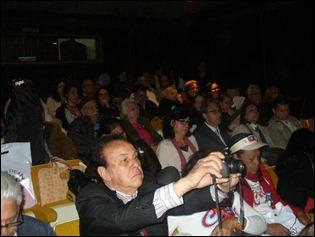 Asistentes al II Encuentro Nacional de la FACRE José Martí