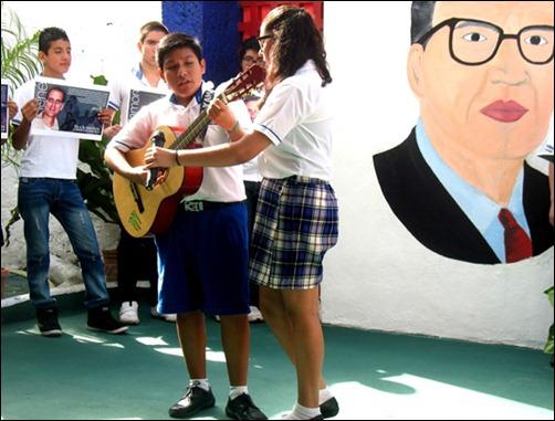 Develación de busto de Martí en Cancún en homenaje a los Cinco Cubanos4
