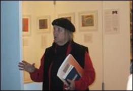Exhibition of Antonio Guerrero's Paintings Continues in New Zealand