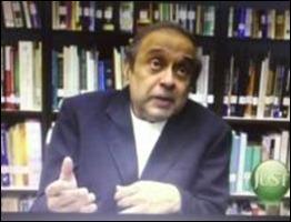 Dr. Chandra Muzaffar, presidente del Movimiento Internacional por un Mundo Justo (JUST)