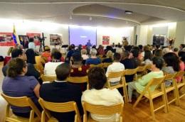 Hall Bolivariano 5 Days For The 5, Washington DC