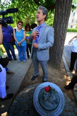 Homenaje a Orlando Letelier 5 Days For The 5, Washington DC