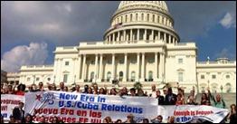 III Jornada en el lobby del Congreso de EE.UU. (10 de abril de 2014)