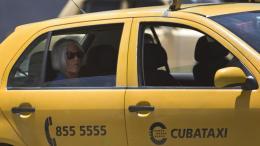 Judy Gross en La Habana