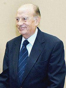 Pablo González Casanova, ex rector de la Universidad Autónoma de México (UNAM)