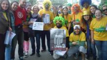 Reclamo en favor de Los Cinco desde la Copa del Mundo Brasil 2014
