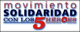 Logotipo Movimiento Solidaridad con los 5 héroes (UCI)