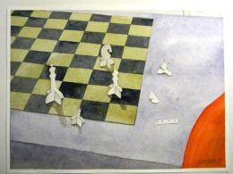 ajedrez-acuarela-de-tony-guerrero