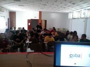 Charlas en municipios de Alicante (Pego y Alcoi) debaten sobre Cuba y Los Cinco1