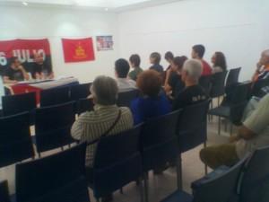 Charlas en municipios de Alicante (Pego y Alcoi) debaten sobre Cuba y Los Cinco12