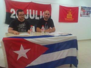 Charlas en municipios de Alicante (Pego y Alcoi) debaten sobre Cuba y Los Cinco13
