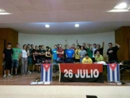 Charlas en municipios de Alicante (Pego y Alcoi) debaten sobre Cuba y Los Cinco