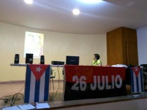 Charlas en municipios de Alicante (Pego y Alcoi) debaten sobre Cuba y Los Cinco6