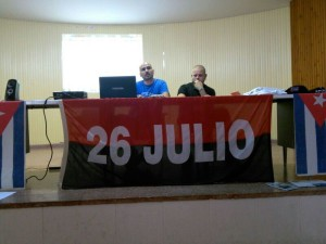 Charlas en municipios de Alicante (Pego y Alcoi) debaten sobre Cuba y Los Cinco7