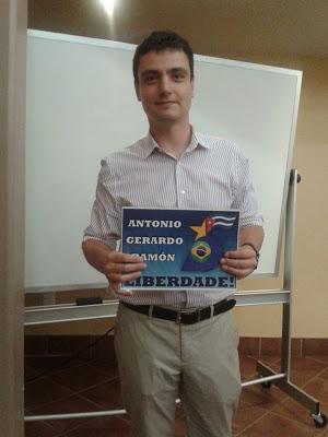 Gustavo, el brasileño que dirige la ONG CASA en Maryland, Washington DC