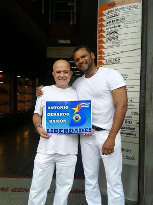 Osmar e Mauro - esteticistas de Rio de Janeiro