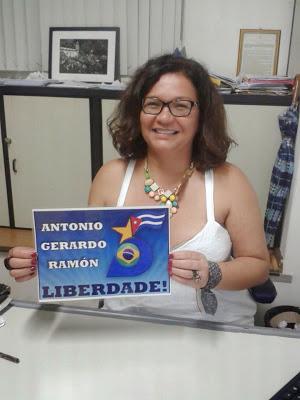 Paula Mairán - Presidente del Sindicato de los Periodistas