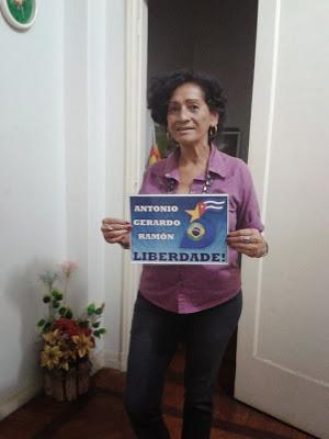 Valmira Guida - Secretaria Ejecutiva de la Casa da América Latina - em Rio de Janeiro