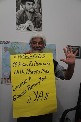 Alberto Mas, Comité argentino x 5