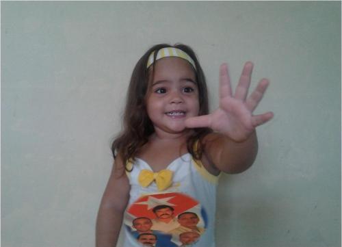 Yanisleidis Pelier Escalona (mi niña)