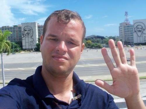 Junior Orosa (@jrorosa) Ingeniero en Ciencias Informáticas, Cuba