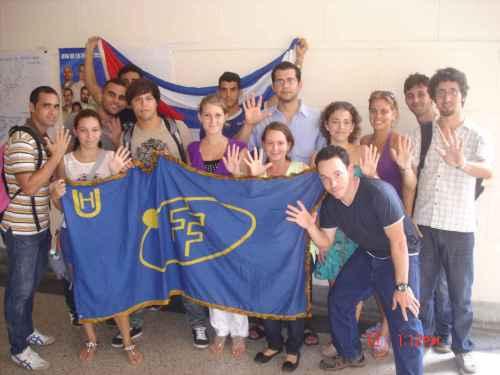 Arbelio, Facultad de Física de la UH