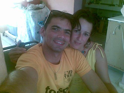 Ariagna y Yasmany