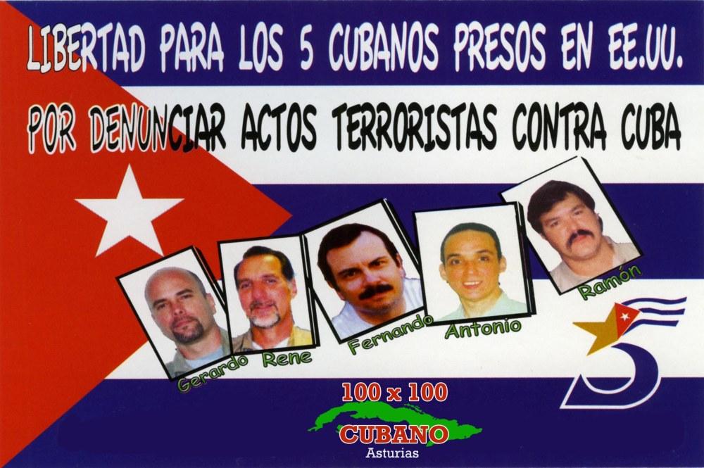 Organizaciones de solidaridad con #LosCinco: Asociación
