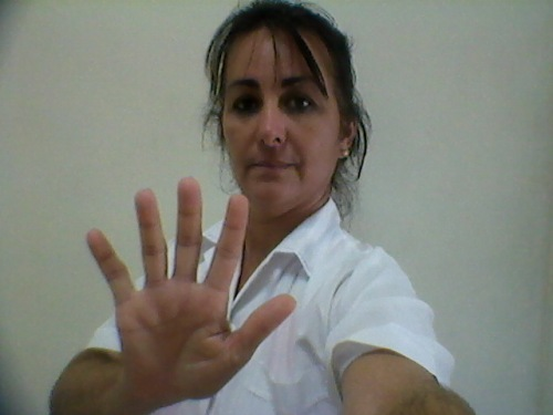 Colaboradora cubana en Venezuela1
