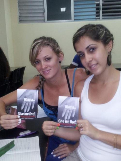 Darianna Reinoso @dariannareinoso Joven periodista cubana