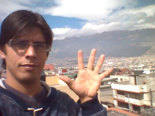 Randy Otero Jiménez (@RandyOtero). Ing. Ciencias Informáticas desde Ecuador