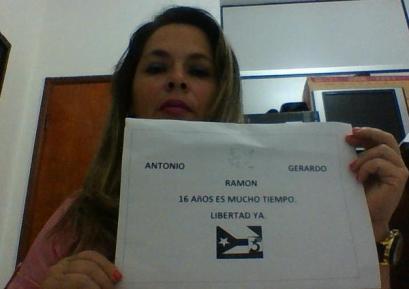 Autor: Dailyn, Minas Gerais, Brasil (@DAILYN15636027): Exigimos su regreso ya.