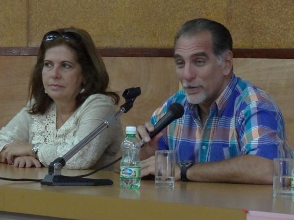 I Encuentro de Nacionalidades Amigos de la Revolución. Autor Alberto Medina Cruz