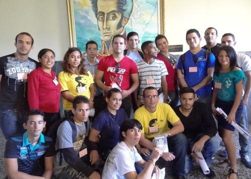 I Encuentro de Nacionalidades Amigos de la Revolución en la Universidad de La Habana3