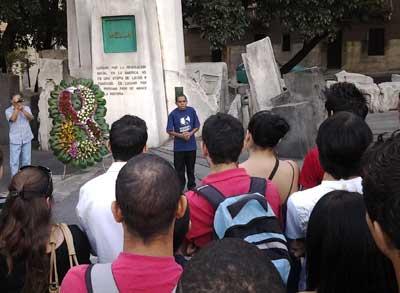 I Encuentro de Nacionalidades Amigos de la Revolución en la Universidad de La Habana4