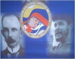 Logo Comité Cultural Amigos de Cuba