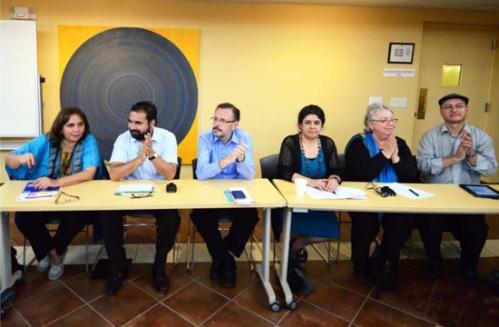 Parlamentarios participantes de la 3ra Jornada en Washington DC
