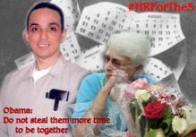 Autor Rosa C. Báez, Cuba (@LaPolillaCubana) @BarackObama No les robe más tiempo para estar juntos #HRForThe5 #TROPAFreeFive