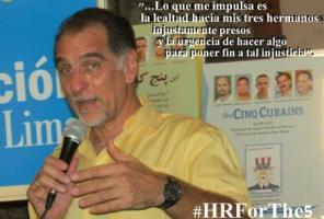 "Autor: Rosa C. Báez, Cuba (@LaPolillaCubana). @rene4the5 ""lo que me impulsa es la urgencia por poner fin a la injusticia"""