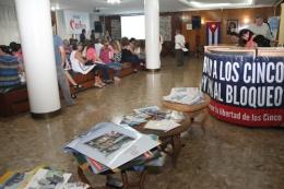 Encuentro de residentes cubanos en Argentina (diciembre 2014)