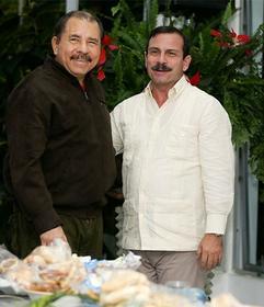 Fernando González y Daniel Ortega
