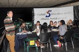 I Encuentro de Identidad cubana Entre Congo y Carabalí, organizado por la FACRE Jose Marti (29-11-2014)
