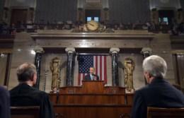 Barack Obama presenta informe del estado de la Unión