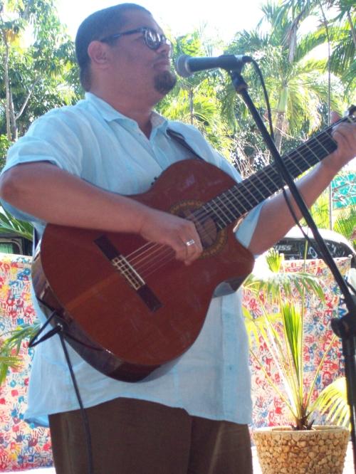 Eduardo Sosa, trovador cubano