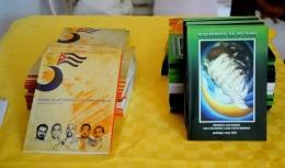 libros-cinco-heroes. Foto: Oriol de la Cruz Atencio/AIN