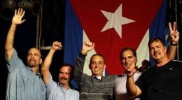 Los-Cinco-Heroes-Cubanos-volvieron