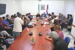 REUNION DEL GRUPO DE PARLAMENTARIOS AMIGOS DE CUBA EN ARGENTINA