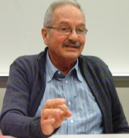 Manuel E. Yepe  (Foto N. Pagliccia)